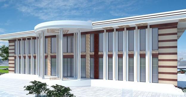 Ankara'da Hüseyin Gazi Kültür Merkezi yeniden yapılıyor!