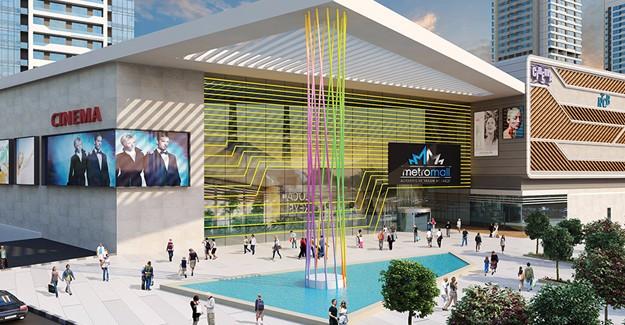 Ankara'nın ilk üstü açılır AVM'si Metromall'da!