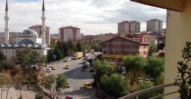 Ankara Dikmen'de arsa ihalesi bugün yapılacak!