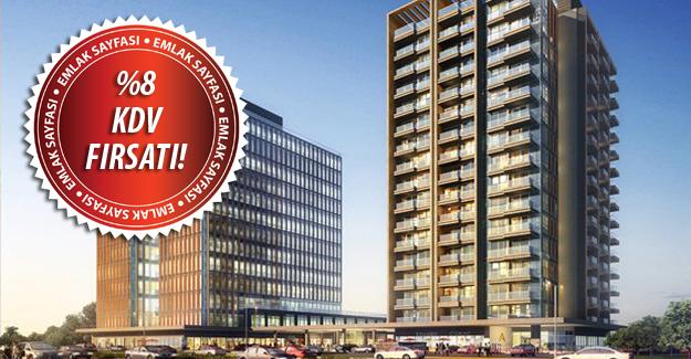 Avrupa Residence Office Ataköy'de yaşam Kasım'da başlıyor!