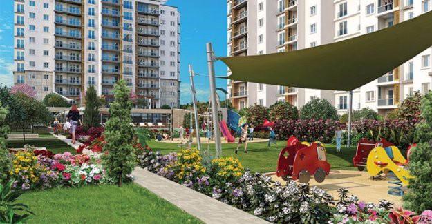 Başakşehir'e yeni proje; Bahçekent Flora