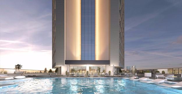 Bornova'ya yeni proje; Varyant Tower Bornova