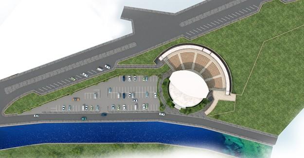Bursa Açık Hava Tiyatrosu Mayıs 2017'de açılacak!