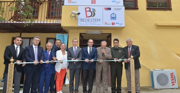 Bursa Yıldırım'da BEDESTEM açıldı!