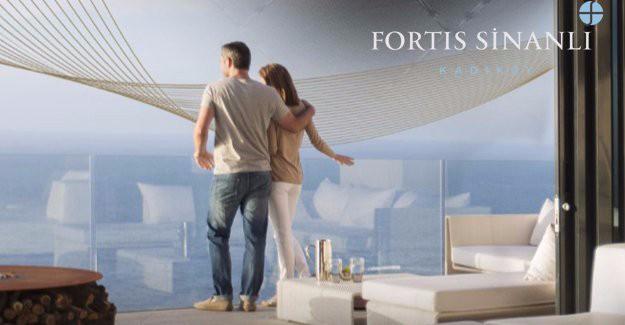 Fortis Sinanlı Kadıköy daire fiyatları!