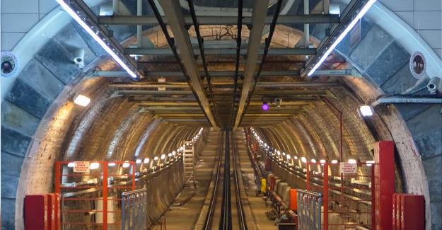 İstanbul'da 2019'a kadar 17 tünel projesi hayata geçecek!