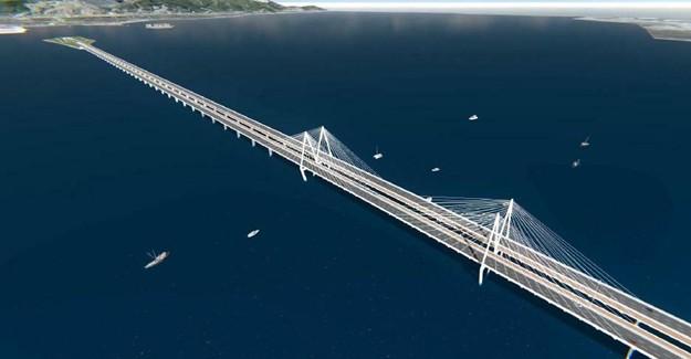 İzmir Körfez Geçiş Projesi 2017'de açılacak!