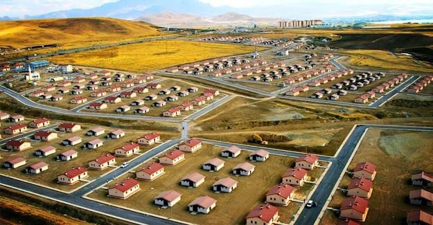 'Köysel' Dönüşüm Projesi ile örnek köyler oluşturulacak!