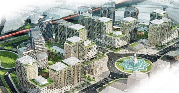 Konya'ya 700 milyon liralık proje; Temaşehir Konya
