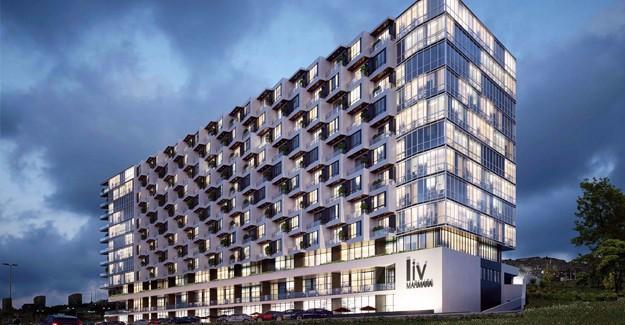 Liv Yapı'dan yeni proje; Liv Marmara