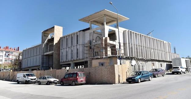 Mamak Kıbrıs Mahallesi'ne dev tesis!