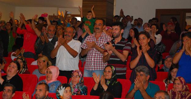 Manisa Turgutlu'da 282 TOKİ konutunun kurası çekildi