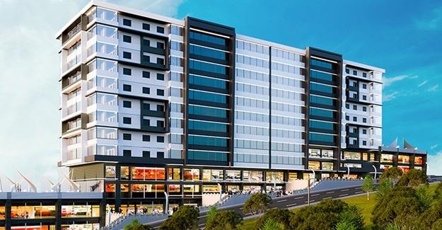 Metropark Concept Satış Ofisi!