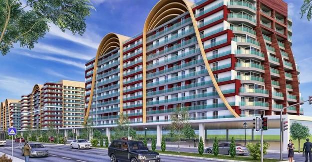 Nevadium Batıkent Konutları / Ankara / Batıkent