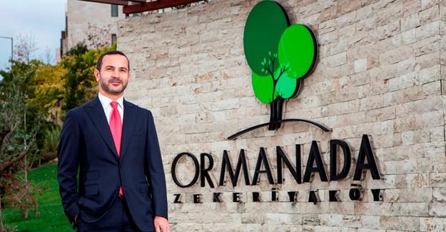 Orhan Gündüz Eczacıbaşı Gayrimenkul'ün yeni Genel Müdürü oldu!