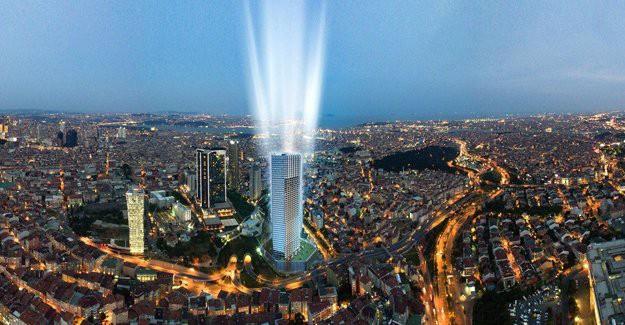 Queen Central Park / İstanbul Avrupa / Şişli / Bomonti