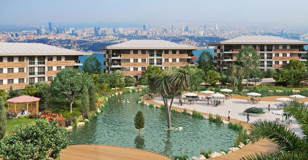 Safahat İstanbul Üsküdar'da yükseliyor!