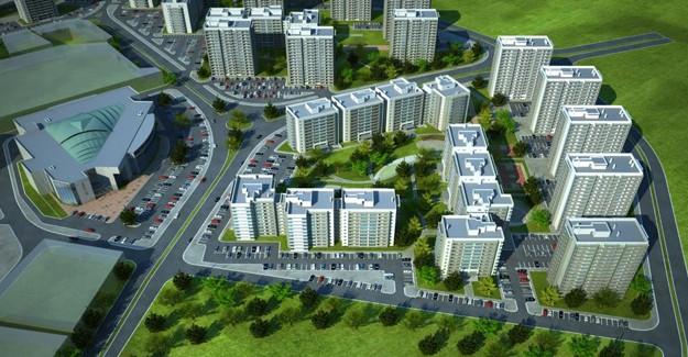 Sincan Saraycık Kentsel Yenileme Projesi'nde çalışmalar başladı!