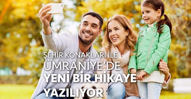 Sur Yapı Şehir Konakları / İstanbul Anadolu / Ümraniye