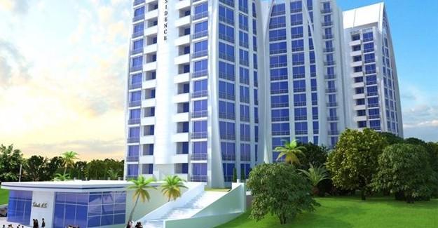 Teknik Residence Kartal'da yükseliyor!