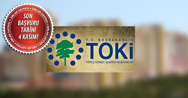 TOKİ Bursa Gürsu'da 12 konut için başvurular bugün başlıyor!