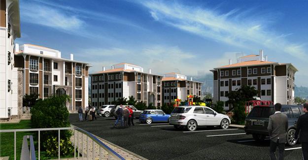 TOKİ Afyonkarahisar Bayat'a 94 konut inşa edecek!