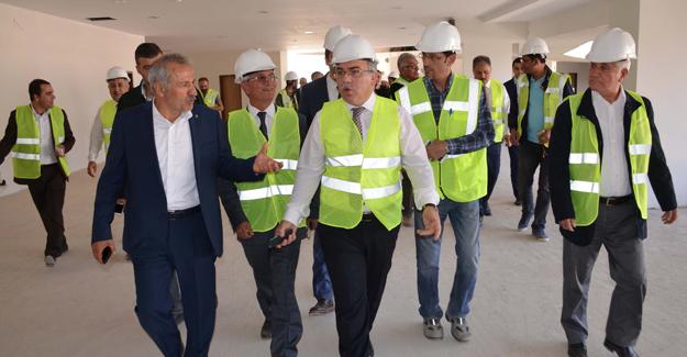 TOKİ'den Malatya'ya 1 milyar liralık yatırım!