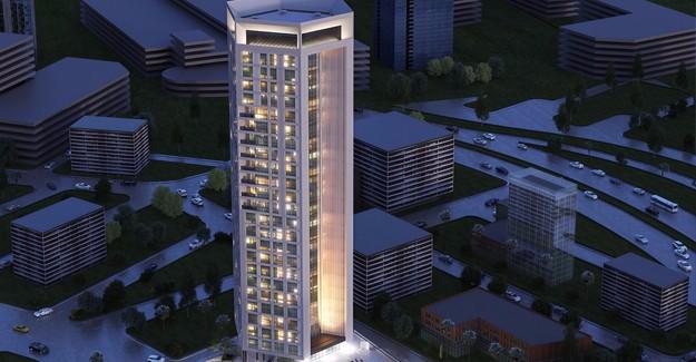Varyant Tower Bornova Satılık!