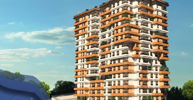 Yamaç Yapı'dan yeni proje; Hill Town 11 Residence