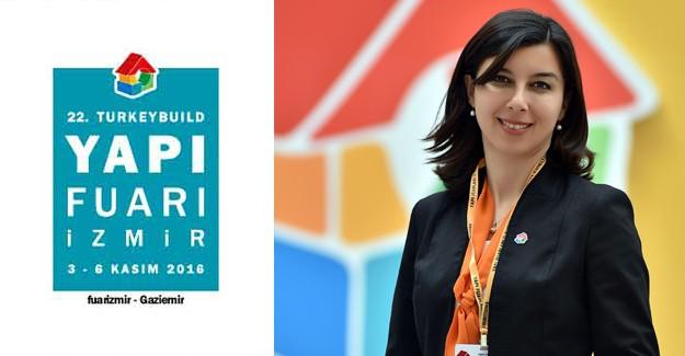 Yapı Fuarı Turkeybuild 3 Kasım'da İzmir'de!