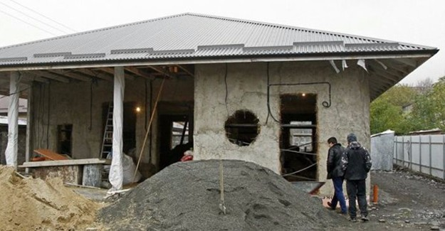 '200 metrekarelik bir ev samanla 20 bin TL'ye yapılabilecek'!