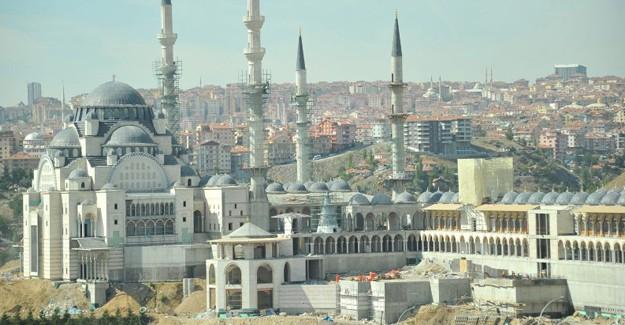 Ankara Kuzey Yıldızı Külliyesi'nde çalışmalar sürüyor!