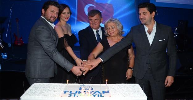 Antalya'da Turyap'ın 31. yılı kutlandı!