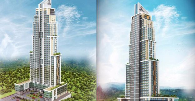 Aris Grand Tower daire fiyatları!