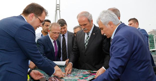 Bursa Mihraplı'ya 25 milyon liralık köprülü kavşak!