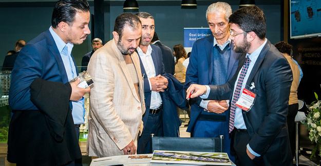 CNR Emlak Fuarı'nı 6 bin 840 yabancı yatırımcı ziyaret etti!