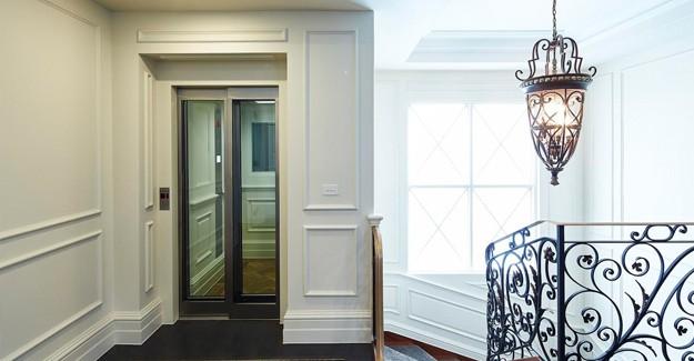 Evlerine asansör konforu taşımak isteyenlere özel çözümler!