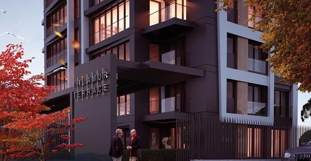 Ihlamur Terrace Bağdat Caddesi'nde yükseliyor!