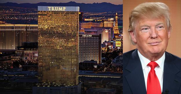 İşte Donald Trump'ın gayrimenkulleri!