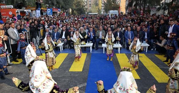 İzmir Buca Ses İzi Anıtı açıldı!