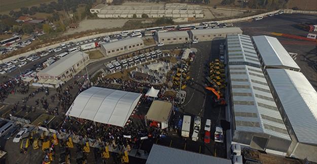 İzmir Küçük Menderes Bölge Şantiyesi açıldı!