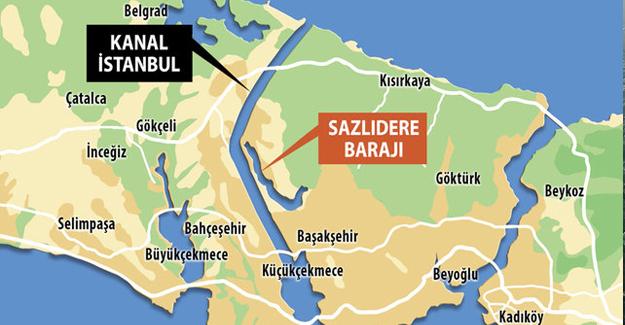 Kanal İstanbul ile 2. Haliç geliyor!