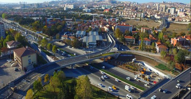 Keçiören Yavuz Sultan Selim Bulvarı 8 Kasım'da açılacak!