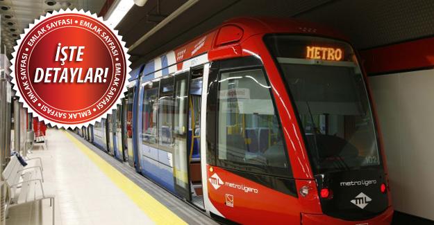 Mecidiyeköy-Mahmutbey metrosunun yüzde 80'i tamamlandı!