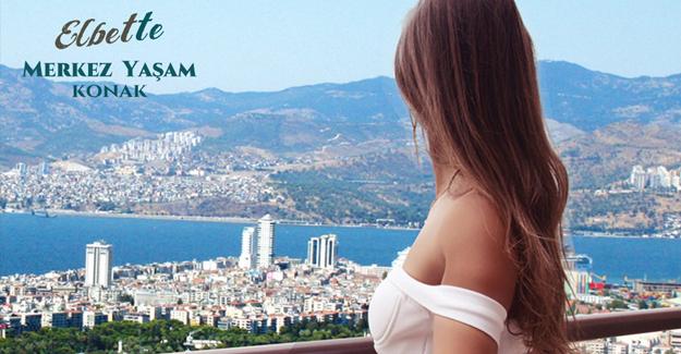 Merkez Yaşam Konak İzmir Konak'ta yükselecek!