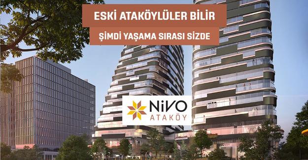 Nivo Ataköy Satış Ofisi!