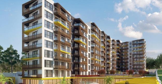 Optimum Gardens projesi Kurtköy'de yükseliyor!