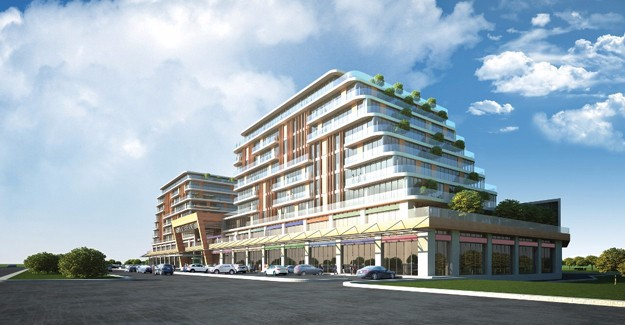 Sarıçam Yapı'dan yeni proje; Point 312 Ankara