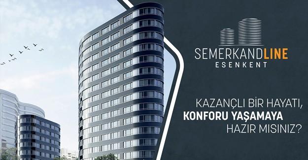 Semerkandline Esenkent projesi daire fiyatları!