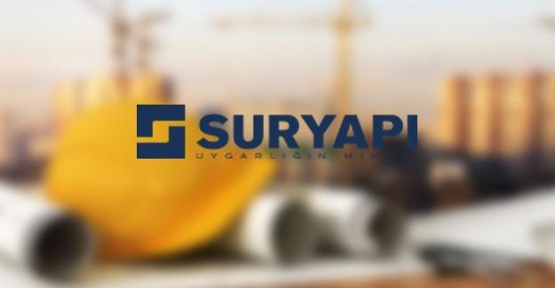 Sur Yapı Koşuyolu projesi projesi lansmanı 30 Kasım'da!